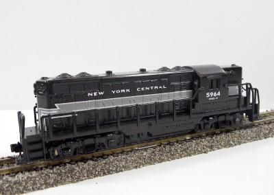 Motorisiertes Lionel-Modell
