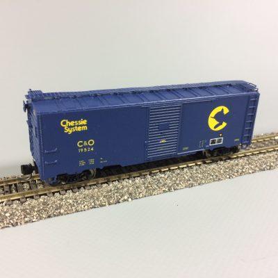CO Boxcar 1