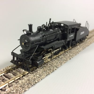 steam switcher - ATSF 2108-1