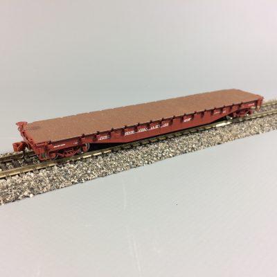 Flatcar PRR 475544-1