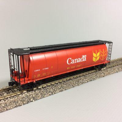 Cylindrical Hopper – CNWX 111860 Canada
