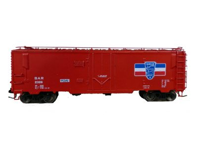 Insulated Boxcars